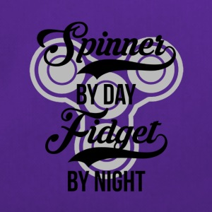 Spinner by Day Fidget by Night - Duffel Bag