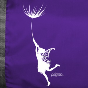Fairies Gone with the Wind tema med løvetann frø - Sportsbag