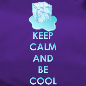 Keep calm and be cool - Sporttasche