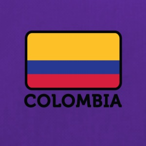 National Flag Of Colombia - Sportstaske