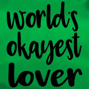 World's okayest lover - Duffel Bag