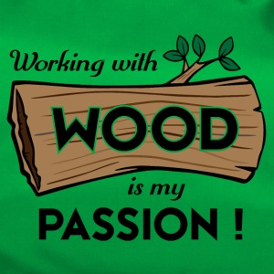 Passion-Design Wood - Sporttasche