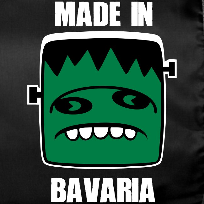 "Fonster weiß ""made in Bavaria"""