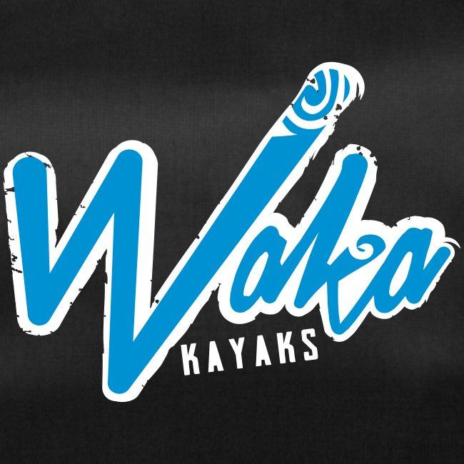 Waka hat logo 55x74mm
