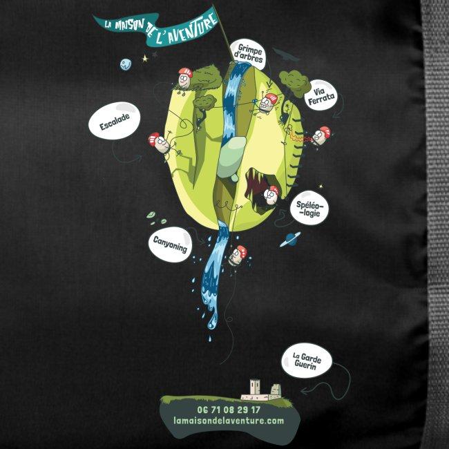 T-shirt Maison de L'aventure