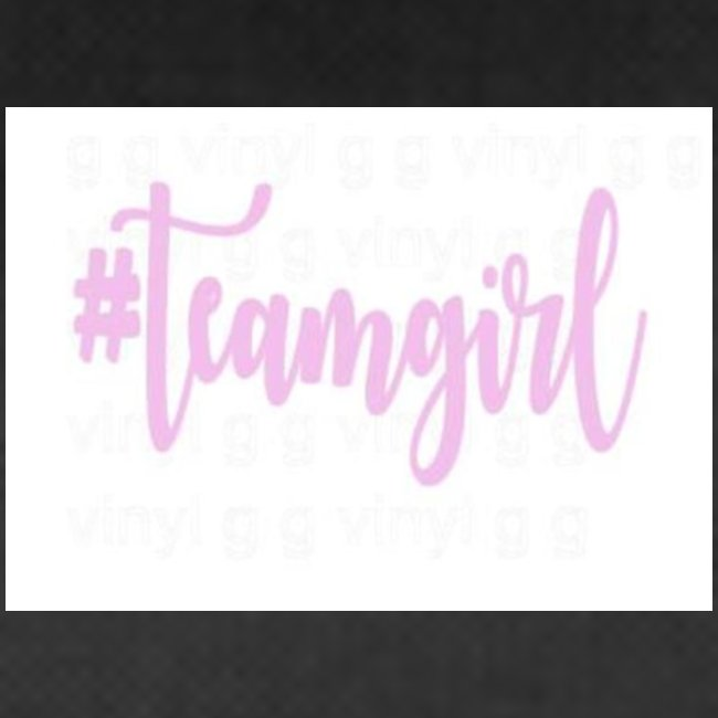 Team girl