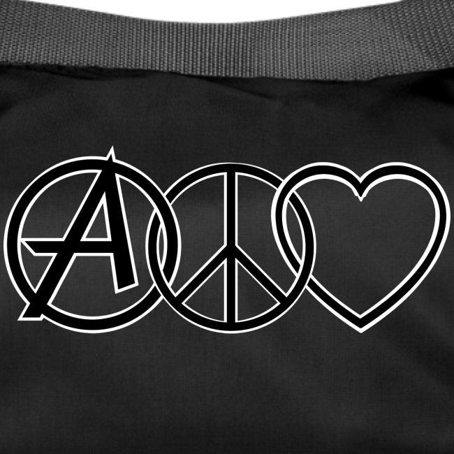 ANARCHY PEACE & LOVE