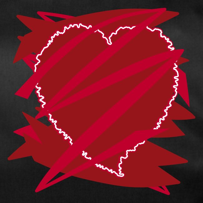 corazón enamorado, corazón roto
