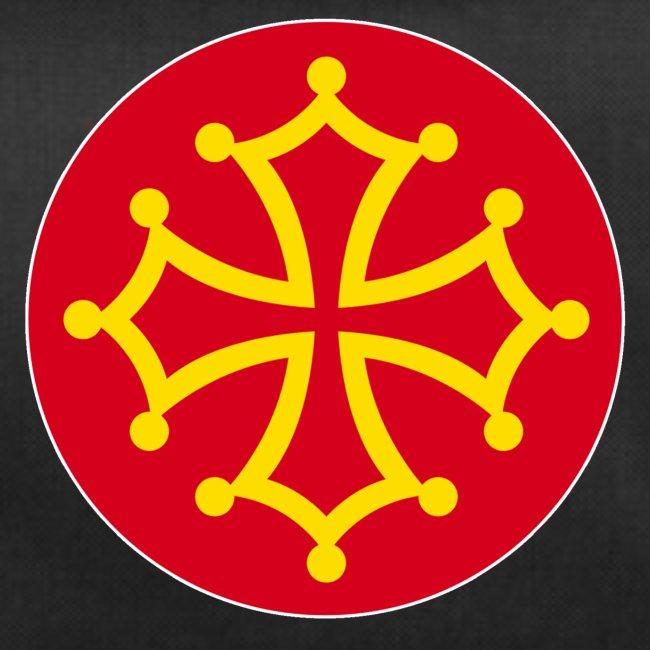Bollino occitano 12x12 N