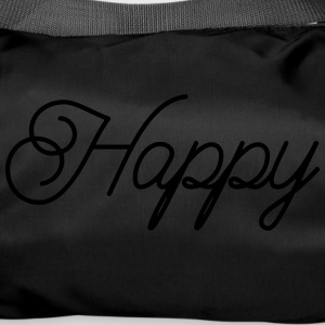 happy - Duffel Bag