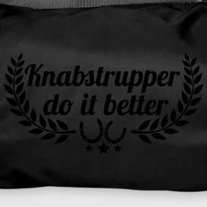 Knabstrupper - Sac de sport