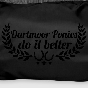 Dartmoor ponies - Duffel Bag