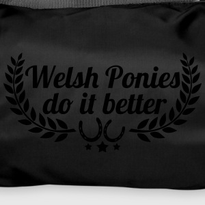 Welsh pony's - Sporttas