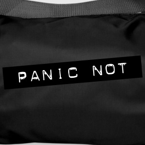 Panic Not - Duffel Bag