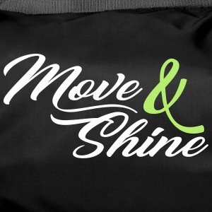 Move and Shine - Sportmotiv - Sporttasche