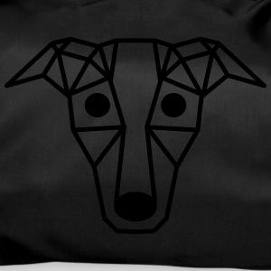 Dog - Art - skjema - Diamond - Sportsbag