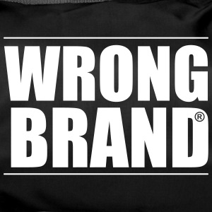 Wrong Brand: the ultimate brand parody - Duffel Bag