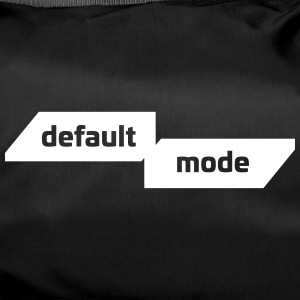 Default mode Logo Tee - Duffel Bag