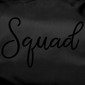 Squad Party JGA Bachelor Party T-Shirt - Duffel Bag