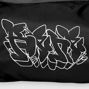 "Graffiti Name ""Rene"" AllroundDesigns - Duffel Bag"