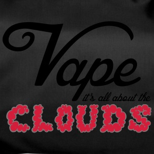 Vape - it's all about the clouds - 3 Color - Sporttasche