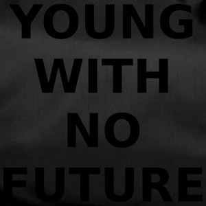 YOUNG WITH NO FUTURE - Duffel Bag
