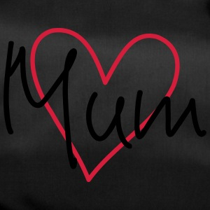 Heart Mum - Duffel Bag