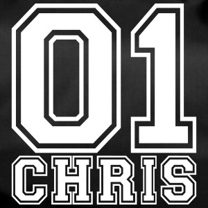 Chris - Name - Sporttasche