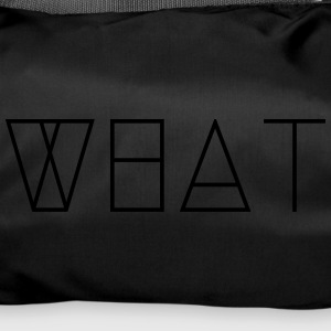 WHAT - Duffel Bag