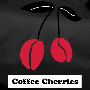 coffee cherries - Duffel Bag