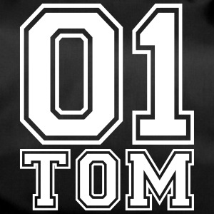 Tom - Name - Sporttasche