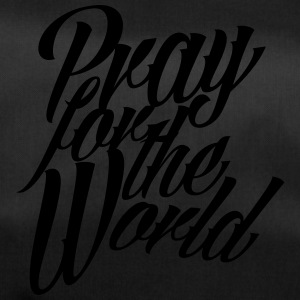 PRAY FOR THE WORLD - Duffel Bag