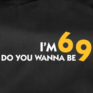 I Am 6 Want To Be My 9? - Duffel Bag