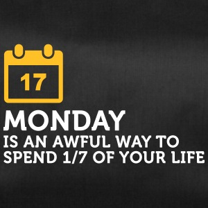 Monday Is My Least Favorite Day Of The Week! - Duffel Bag