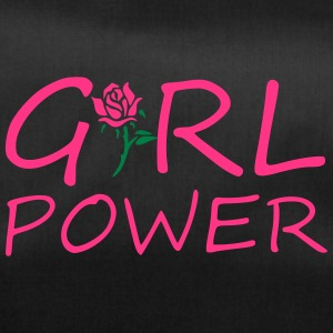Girl power - Sportstaske