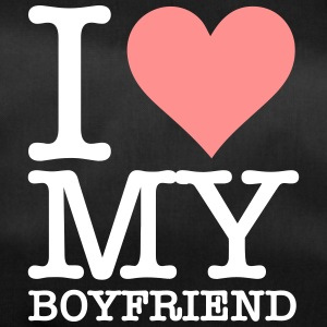 I Love My Boyfriend! - Duffel Bag