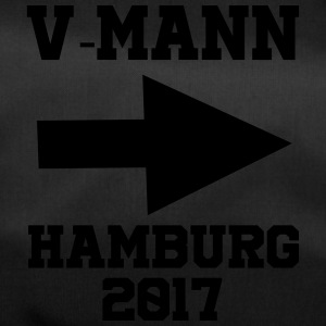 V-Man Hamburg 2017 - Duffel Bag