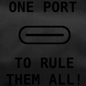 one port to rule them all - Sporttasche