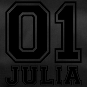 Julia - Name - Sporttasche