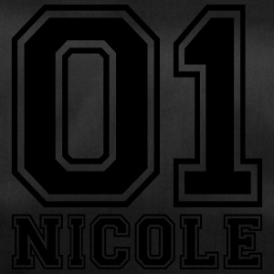Nicole - Name - Duffel Bag