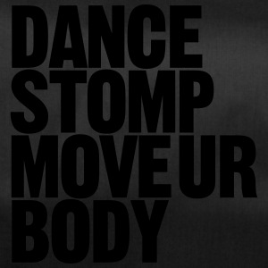 Dance Stomp Flytt Ur Body - Sportsbag