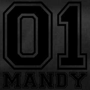 Mandy - Name - Duffel Bag