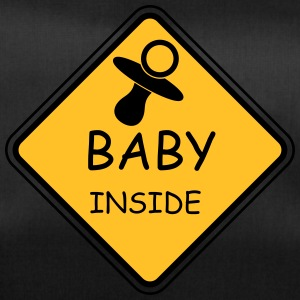 Baby Inside - Duffel Bag