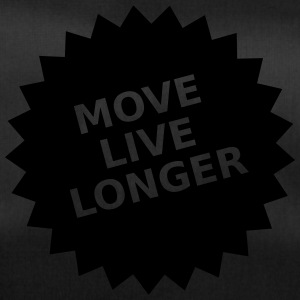 move live longer - Sporttasche