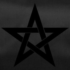 Pentagram, pentacle, magic, symbol, witchcraft - Duffel Bag