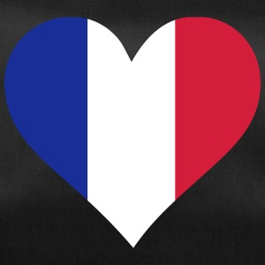 A Heart For France - Duffel Bag