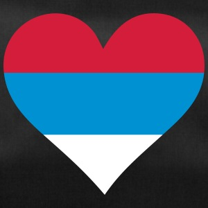A Heart For Serbia - Duffel Bag