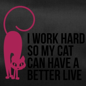 My cat have better live - Sporttasche