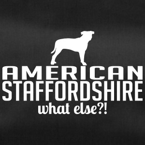 AMERICAN STAFFORDSHIRE what else - Duffel Bag