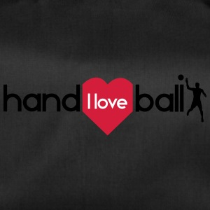 I love handball - Sac de sport